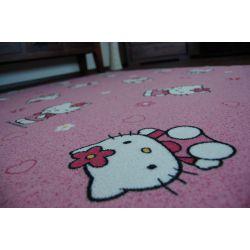 Koberec - Koberec metrហHELLO KITTY růžový